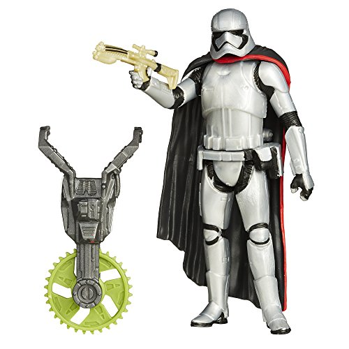 Star Wars The Force Awakens 3.75-Inch Figure Forest Mission Captain Phasma