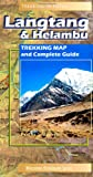 img - for Langtang & Helambu: Trekking Map and Complete Guide (Milestone Himalayan Series) book / textbook / text book