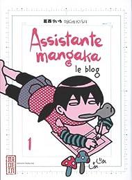 Assistante mangaka