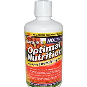 Nature's Optimal Nutrition with 2000 IU's Vitamin D, 30oz.