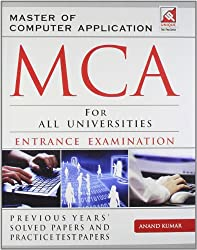 MCA for All Universities Entrance Examination: Previous Years Solved Papers and Practice Test Papers