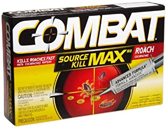 Dial 1478732 Combat Source Kill Max Roach Killing Gel, 30g Size (Pack of 12)