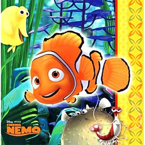 Nemo Lunch Napkins 16ct - 1