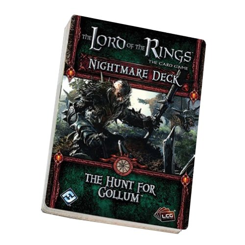 The Hunt for Gollum Lord of the Rings LCG Nightmare Deck