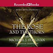The Rose and the Thorn: The Riyria Chronicles, Book 2 | Michael J. Sullivan