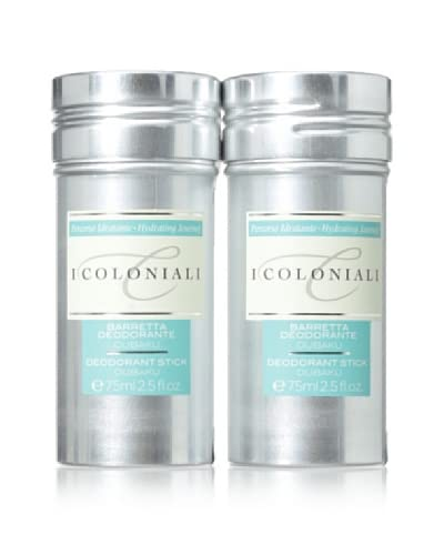 I Coloniali Deodorant Stick with Oubaku, Set of 2