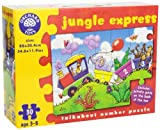 Orchard Toys 232 - Jungle Express puzzle