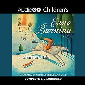 Enna Burning: Books of Bayern, Book 2 | [Shannon Hale]