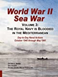 img - for World War II Sea War, Volume 3: The Royal Navy is Bloodied in the Mediterranean book / textbook / text book