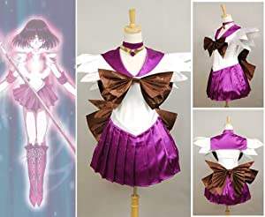 Sailor Moon Saturn Cosplay Costume Tailor Made