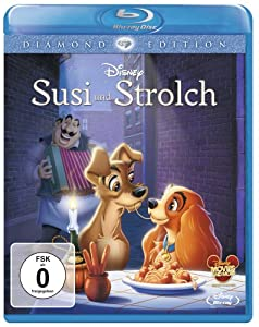 Susi und Strolch (Diamond Edition) [Blu-ray]