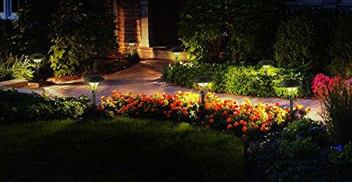 Malibu Celestial 6 Pack LED Pathway Lights, LED Low Voltage Landscape  Lighting 8406 2904 06