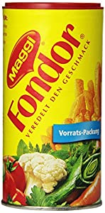 Maggi Fondor Seasoning (All Purpose Seasoning Salt), 7 Ounce Shaker