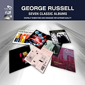 Seven Classic Albums [Audio CD] George Russell