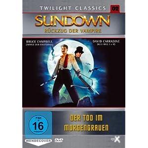Sundown - Rückzug der Vampire