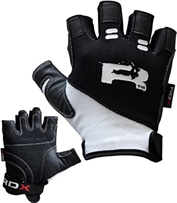 RDX Gel Weight lifting Fitness Training Gloves Gym from RDX