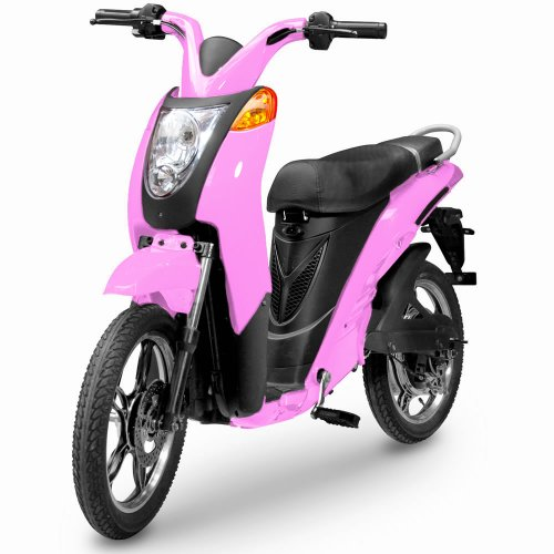 Jetson Eco-Friendly Electric Bike - Cotton Candy Pink