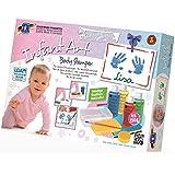 Feuchtmann Spielwaren 6280821 - Infant Art Body Stamper, Baby Malset, 13-teilig