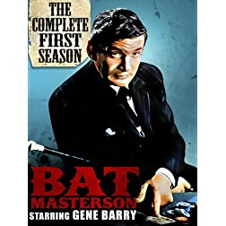 Bat Masterson: Season 1 - Digitally Remastered