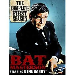 Bat Masterson: Season 1 - Digitally Remastered