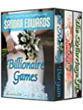 Billionaire Games Boxed Set (The Marriage Bargain, The Marriage Caper, The Marriage Fix)