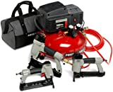 Porter-Cable CFNBNS 3-Nailer and Compressor Combo Kit