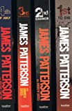 James Patterson - Womens Murder Club Series 4 book pack - 1st To Die / 2nd Chance / 3rd Degree / 4th July (Women's Murder Club)