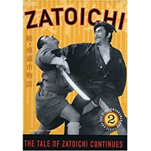 Zatoichi the Blind Swordsman, Vol. 2 - The Tale of Zatoichi Continues movie