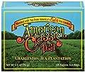 American Classic Tea - Box of 48 tea bags (3.4 oz) from Charleston Tea Plantation