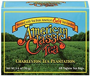 American Classic Tea - Box of 48 tea bags (3.4 oz)