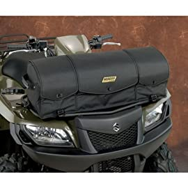 Moose Axis Front Black Rack Bag - EX000283BLACK
