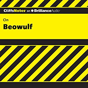 Beowulf: CliffsNotes Audiobook