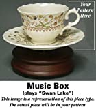 Franciscan Apple (China, Apple Backstamp) Music Box HC, Fine China Reviews