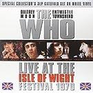 Live At The Isle Of Wight Festival 1970 (3LP Blue Vinyl Gatefold Edition) [VINYL]
