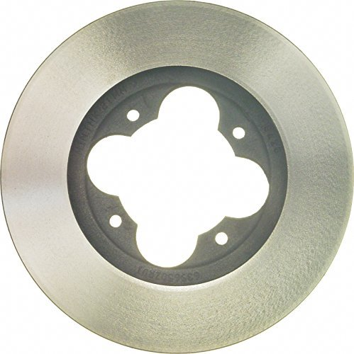 Wagner BD125133 Premium Brake Rotor, Front (96 Honda Accord Brake Rotor compare prices)