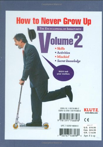 the encyclopedia of immaturity volume 2 pdf