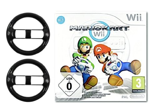 NINTENDO Wii MARIO KART SPIEL+