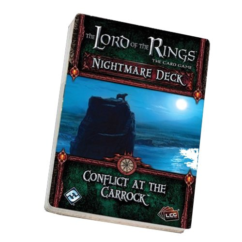 Conflict at the Carrock Lord of the Rings LCG Nightmare Deck