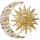 Gardman Aztec 17327 Wall Decoration Sun and Moon 66 x 61 cm
