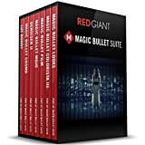 Red Giant Magic Bullet Suite 12.0 | Color Correction Finishing Film Looks Filmmakers Software Suite Electronic Delivery