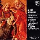Jean Gilles - Requiem - Diligam Te - Philippe Herreweghe