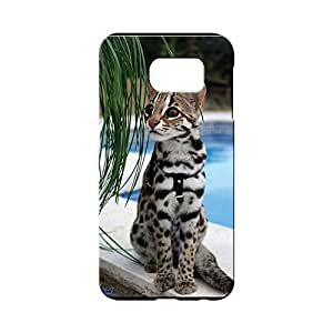 BLUEDIO Designer 3D Printed Back case cover for Samsung Galaxy S7 - G6206