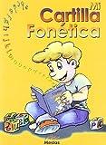 Cartilla fonetica, educacion infantil (Aprende a Escribir / Learn to Write)