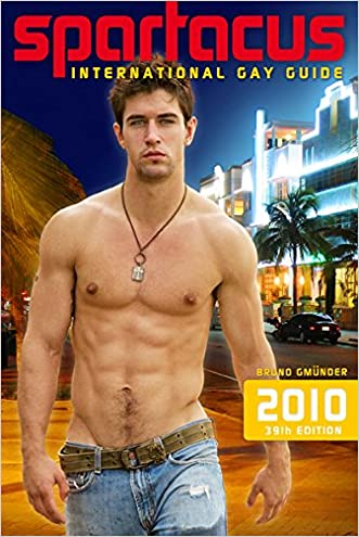 Spartacus International Gay Guide (German Edition) written by Briand R. Bedford-Eichler