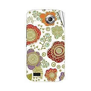 Garmor Designer Mobile Skin Sticker For Gionee E7 - Mobile Sticker