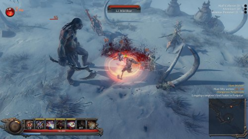 Vikings - Wolves of Midgard  screenshot