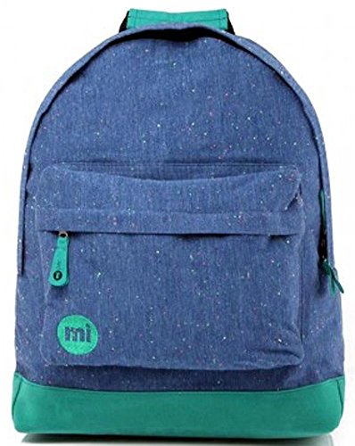 Mi Pac Peruvian Stripe Backpack In Turquoise