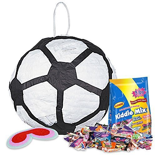 Costume Supercenter BB100740 Soccer Ball Pinata Kit by Costume SuperCenter
