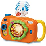 Active VTech Pop-Up Puppy Camera with accompanying Set of 10 KiddiSafe Door Stoppers