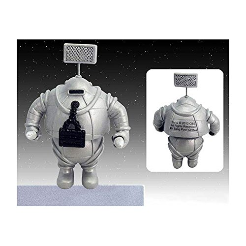 The Twilight Zone Invader Monitor Mate Bobble Head - 1